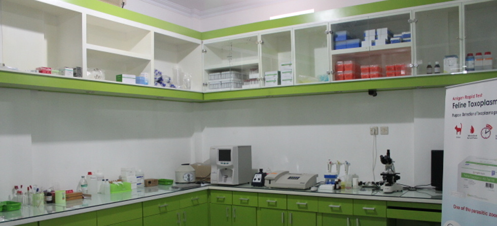 Ruang Laboratorium